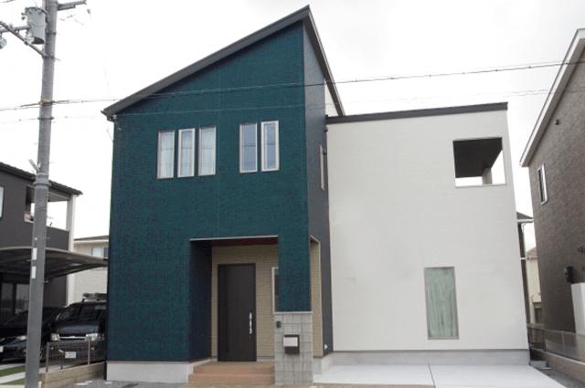 戸建て住宅 ①