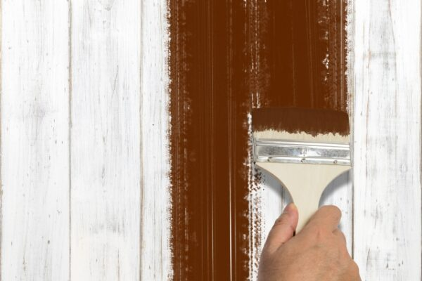 DIYで塗装を試みたが失敗してしまった