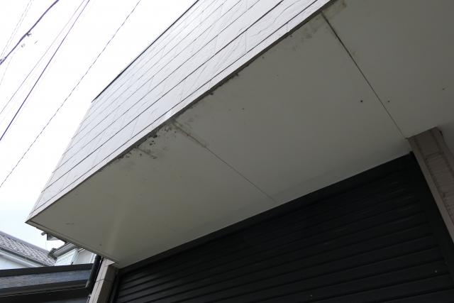 軒天の塗装って必要? (3)