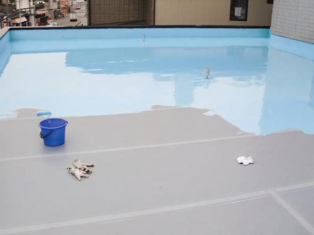 防水工事と塗装工事の違いとは (1)