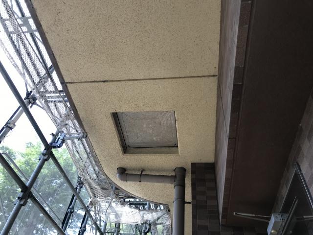 軒天の塗装って必要? (1)